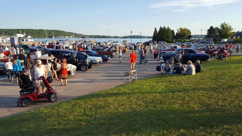 Tuesday Night Parry Sound Cruzers Car Club Car Show My Parry - September car shows