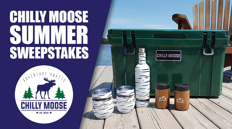 Chilly Moose Summer Sweepstakes - My Parry Sound Now
